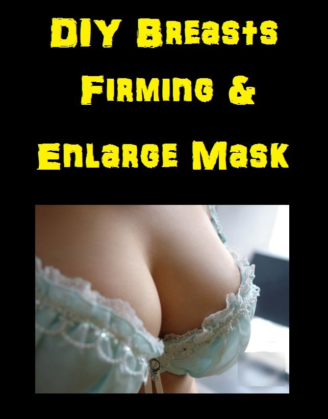 Must Try! LOL..EVERYONE WANTS BIG BOOBS.. Very Easy DIY Breasts and Enlarge Mask