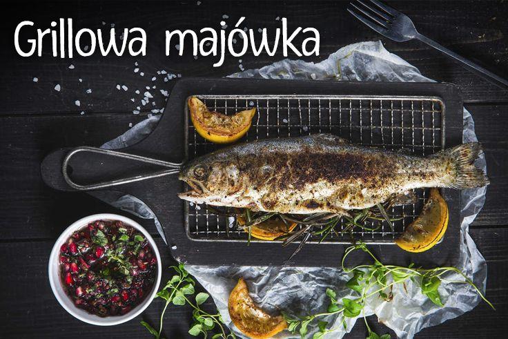 #pstrąg #ryba #ryby #granat #grill #majówka #przepis #przepisy #tesco #smacznastrona