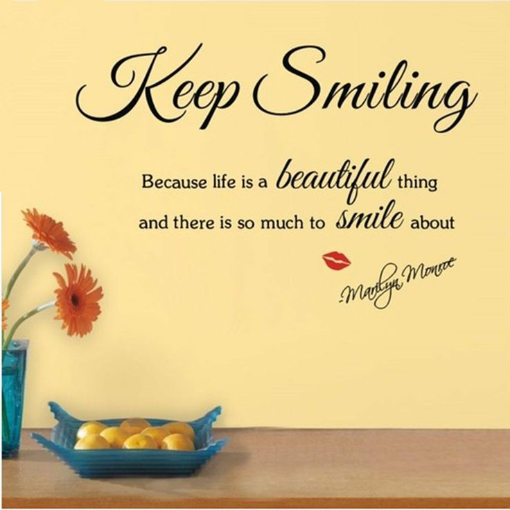 118 best Quotes Wall Decals images on Pinterest   Quote wall decals ...