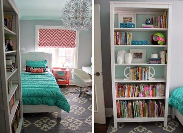 Decoração para quarto feminino  Arrumação  Pinterest  Quartos