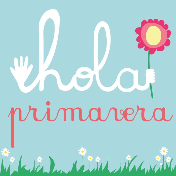 65 best primavera images on Pinterest  Spring Crafts and Activities