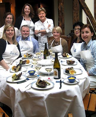Paris Cooking Classes with Patricia Wells