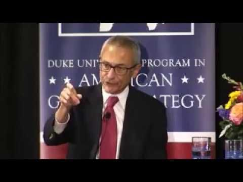 John Podesta Asked About PizzaGate, Uranium One, Gets Triggered Calls BS...