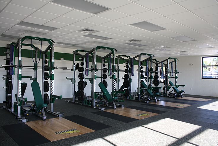 Weights and training equipment