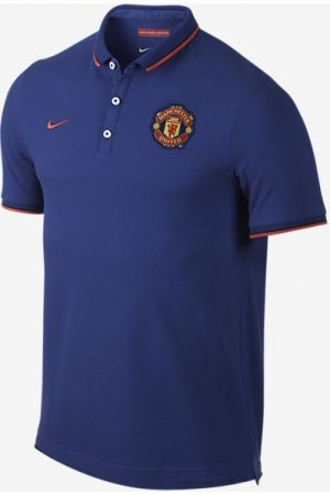 Heren poloshirts - Nike Manchester United Authentic League