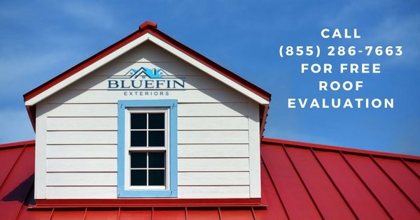 Need A New Roof Call Bluefin Exteriors Llc Today We Provide