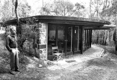 Alistair Knox by his design studio