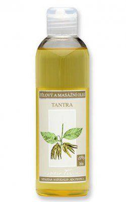 Nobilis Tilia Tělový a masážní olej Tantra (200 ml)