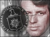 BBC 2006--New video and photographic evidence that puts three senior CIA operatives at the scene of Robert Kennedy's assassination