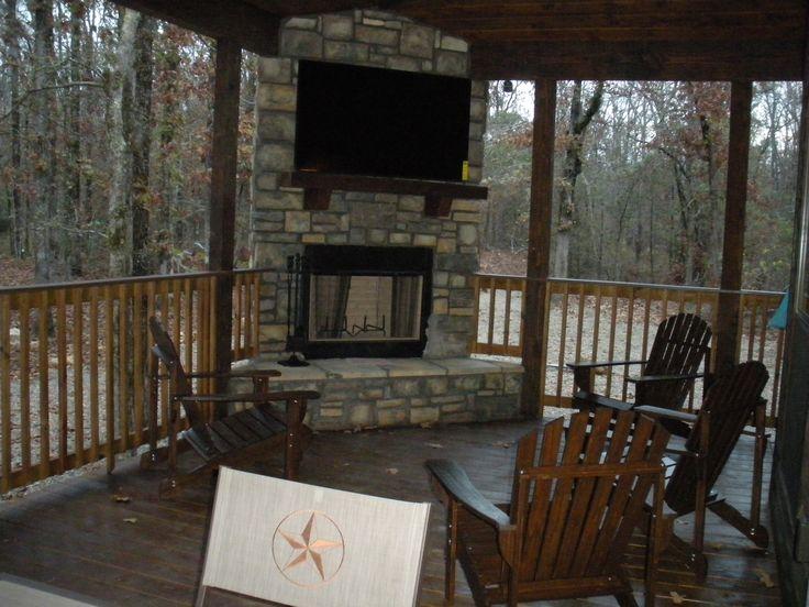 Cabin Rental In Broken Bow, OK