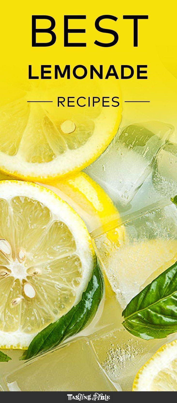 Best Lemonade Recipes