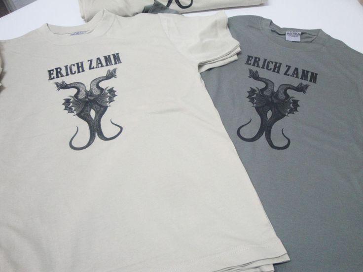 #CamisetasPersonalizadas en serigrafia 1 color 1 posición. Camisetas 100% algodón, 160grs.