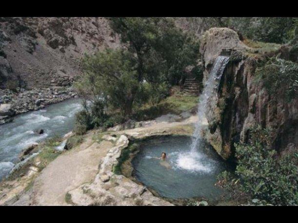 Churín: Conoce los baños termales en esta región de Lima