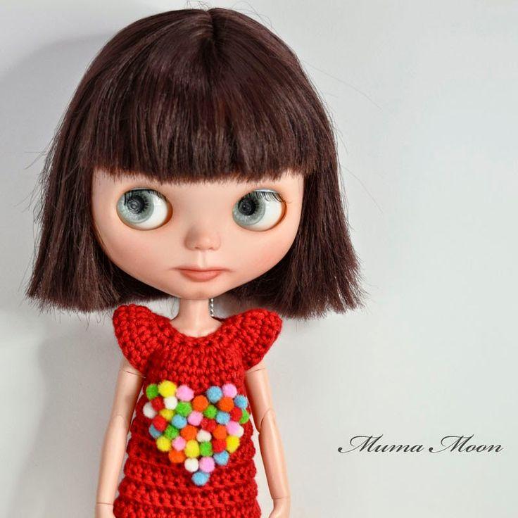 Patrón vestido crochet para Blythe | Muma on the Moon http://www.mumaonthemoon.com/2015/03/patron-vestido-crochet-blythe_9.html