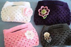 Busy Bessy Creatief: Leuke tasjes voor kleine meisjes