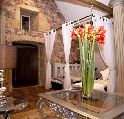 M Spa! Beautiful spa set in the country side near Chipping Campden