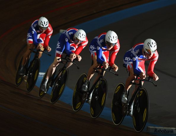 Ed Clancy Photos: 2011 Track Cycling European Championships - Day One
