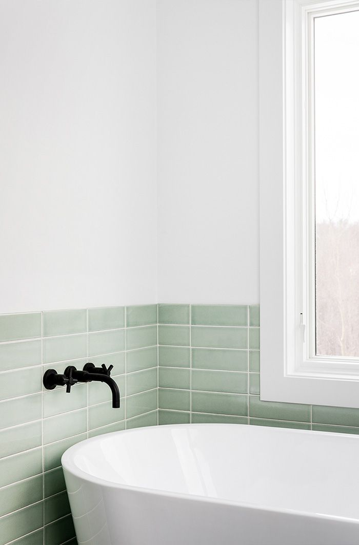 The New Nz Design Blog The Best Design From New Zealand And The World But Mainly Nz With Images Green Tile Bathroom Bathroom Wall Tile Bathroom Tile Designs