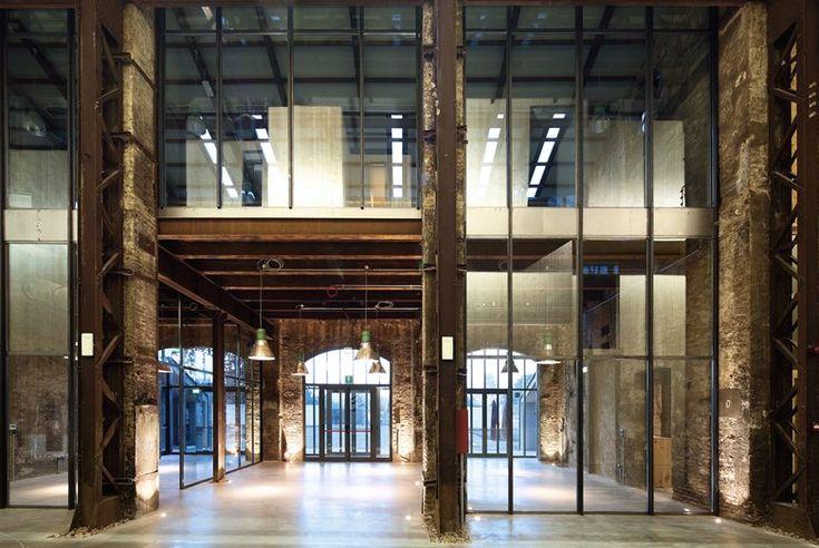 Technopole for industrial research, Reggio Emilia, 2014 - andrea oliva