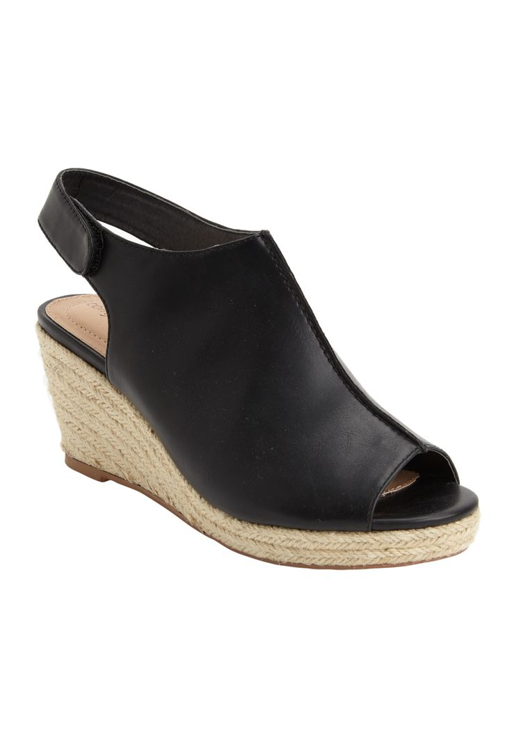 32 best Wide width wedges images on Pinterest | Shoes ...