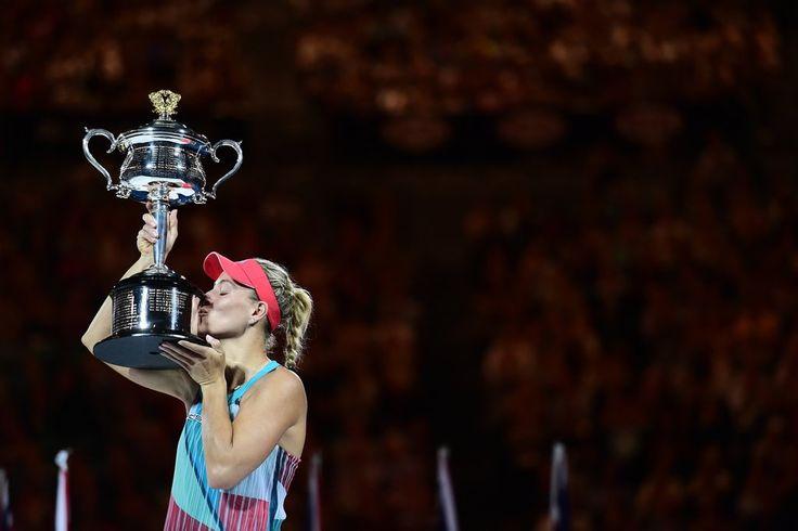 Tips de Tenis Amateur: WTA Final - Australian Open