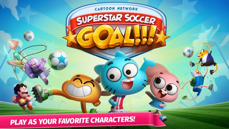 Cartoon Network Superstar Soccer Apk