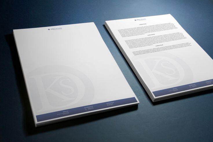 Papier firmowy - DKS Partner