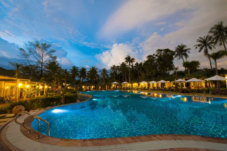 #Famianaresort Do you need a break? Beautiful serenity and calm nights is what you are sure to find here at Famiana Resort Phu Quoc.