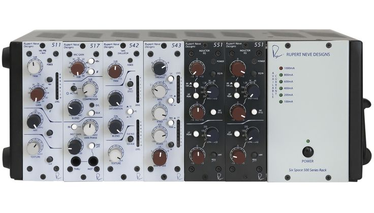 551 - Vintage Style Rupert Neve EQ with Custom Designed Inductor