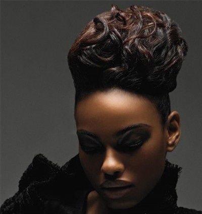 styles for relaxed hair 1000 images about relaxed hairstyles on 2545 | 35a7778d036f9679bf470f03c57d8b3f
