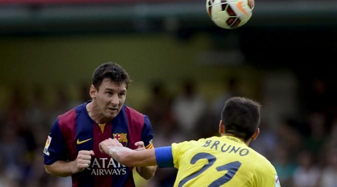 Messi Sudah Cetak 100 Assist di Barcelona - Guepunya.com