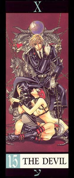 'The Devil' (personificado por Yuuto Kigai)