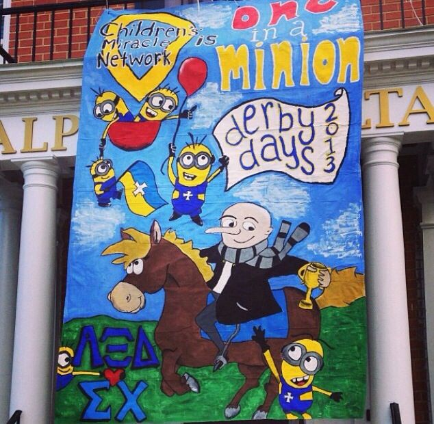 Free Comic Book Day Banner: 37 Best Images About Sigma Chi Derby Days On Pinterest
