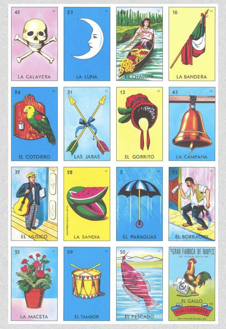 Loteria cards in 2020 loteria cards cards loteria