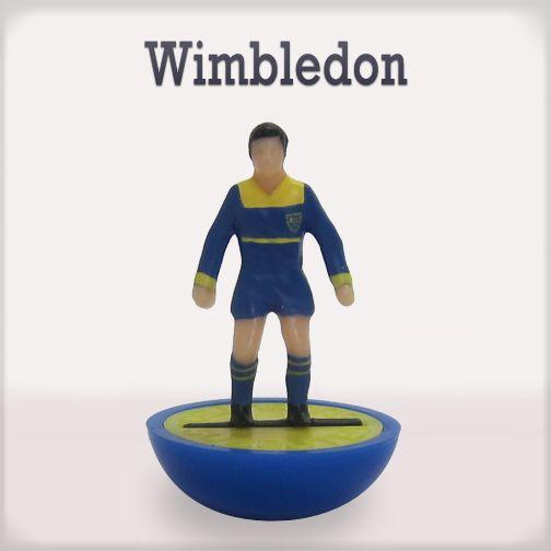 Wimbledon (1987/88) #subbuteo #edicola #collezione