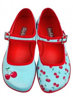 Cherry – Chocolaticas Shoes | Design Withdrawals