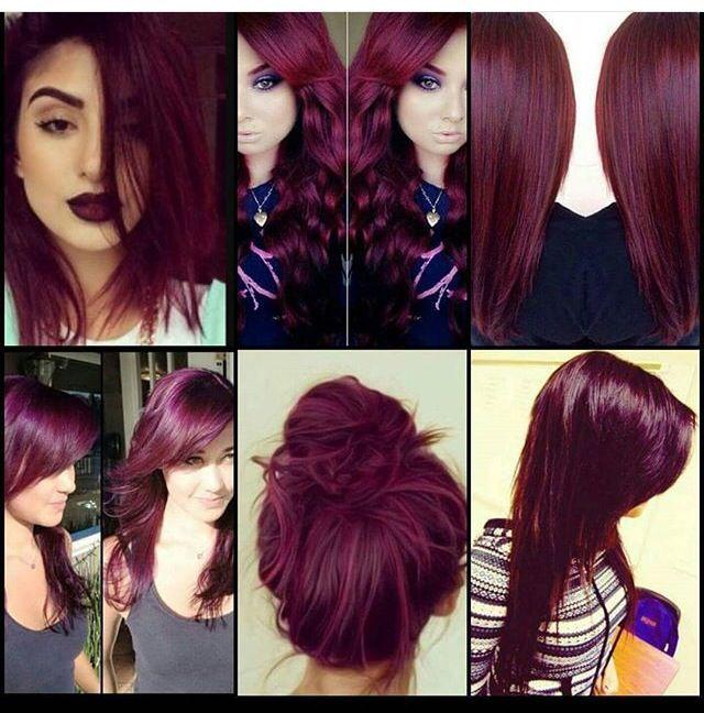 Kennt jemand einen semi-permanenten Farbstoff oder einen Box-Farbstoff, der diese Farbe hat? – haare/Frisuren/ect
