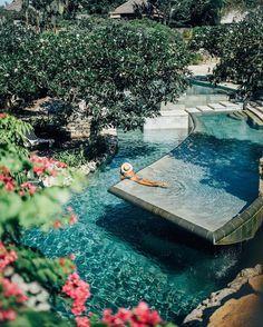 Yo quiero relajarme ahí