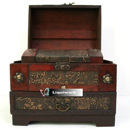 17 Best Images About Antique Or Fancy Jewelry Boxes On