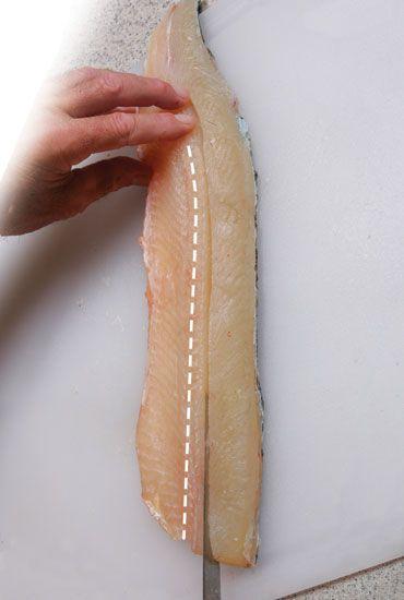Pike Y-Bone Removal