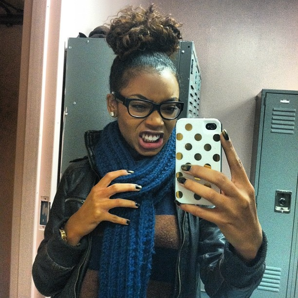 black teen with swag - photo #48