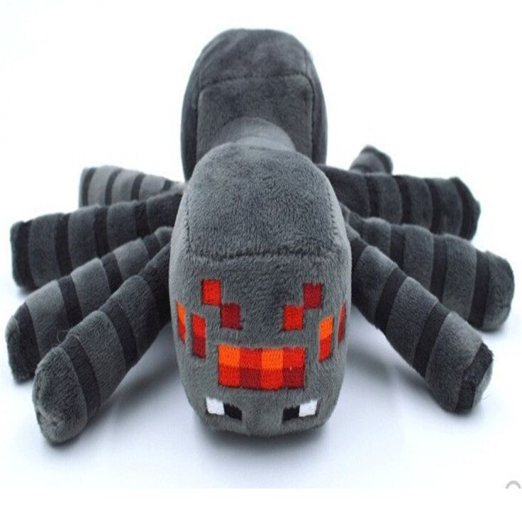 Check out the site: www.nadmart.com   http://www.nadmart.com/products/minecraft-17cm-spider-plush-toys-cheapest-sale-high-quality-game-cartoon-toys-cartoon-game-toys/   Price: $US $2.96 & FREE Shipping Worldwide!   #onlineshopping #nadmartonline #shopnow #shoponline #buynow