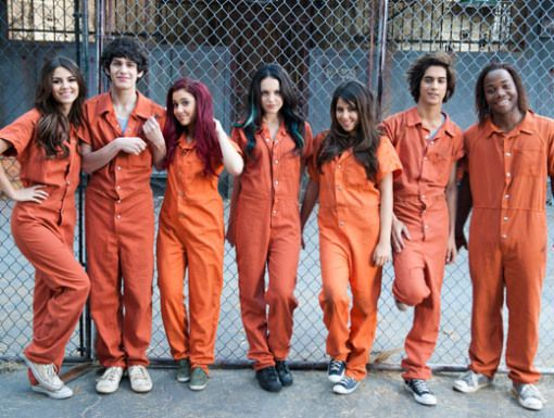 victorious locked up