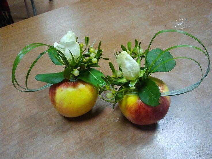Photo0041 compositions florales pinterest art floral compositions florales et composition - Composition florale avec fruits legumes ...