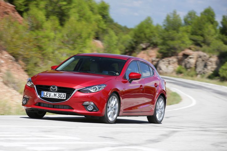 The all-new Mazda3 has a 5-star Euro NCAP safety rating.