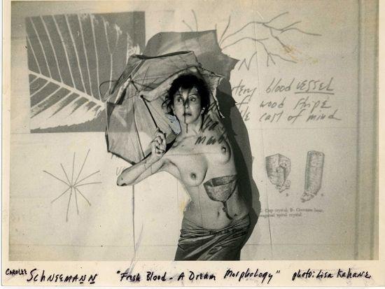 Exhibitions - Carolee Schneemann - Art in America