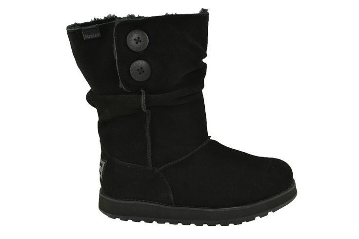 #Botas warm ideales para calzar los días de más frio, de Skechers