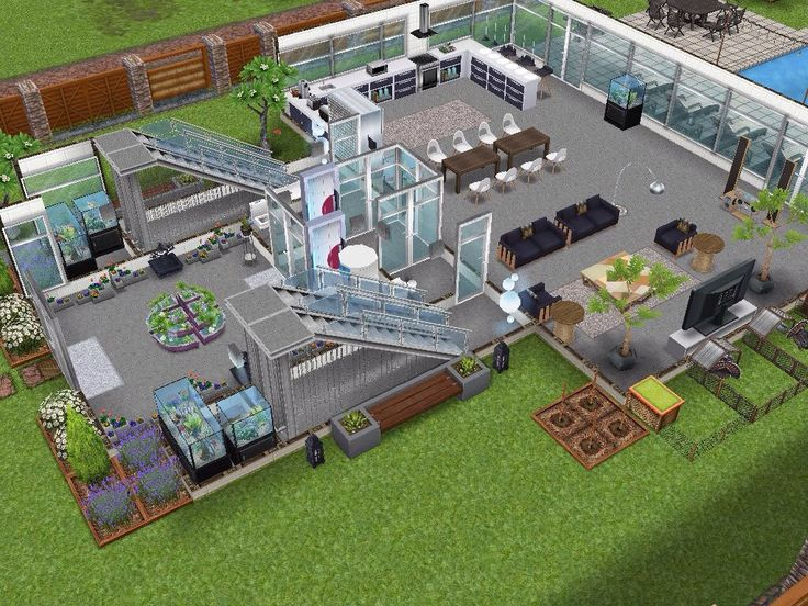 10 Best Images About The Sims Freeplay House Designs On