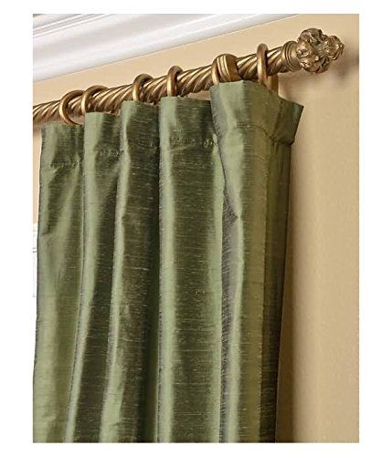 Half Price Drapes DIS-ID37-120 Restful Textured Du…