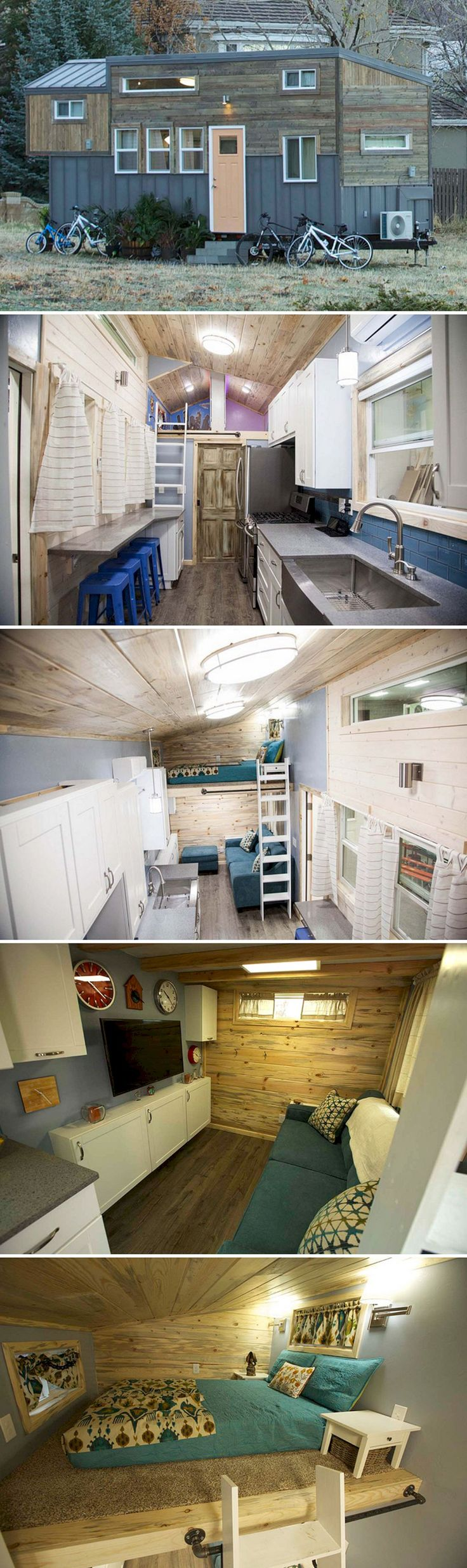 Best 25+ Tiny House Design Ideas On Pinterest | Tiny Houses, Tiny Living  And Small House Interiors